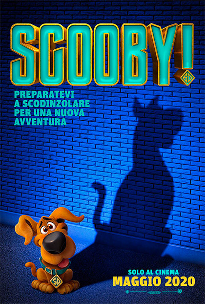 Scooby! (2020) Poster