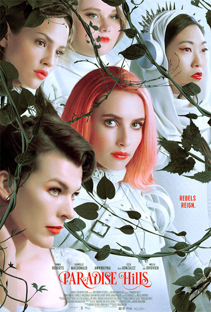 Paradise Hills (2020) Poster