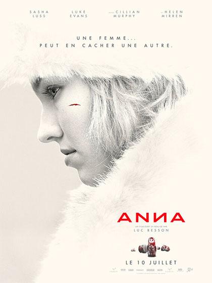 Anna (2019) Poster