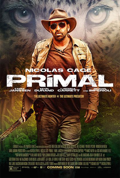 Primal (2020) Poster