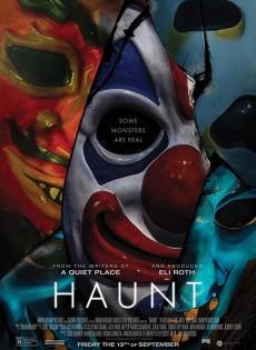 Haunt (2020) Poster