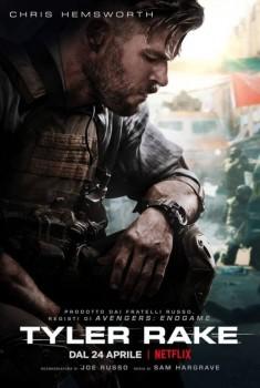 Tyler Rake (2020) Poster