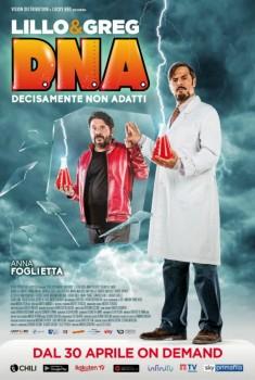 D.N.A. (Decisamente Non Adatti) (2020) Poster