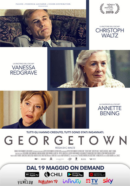 Georgetown (2019) Poster