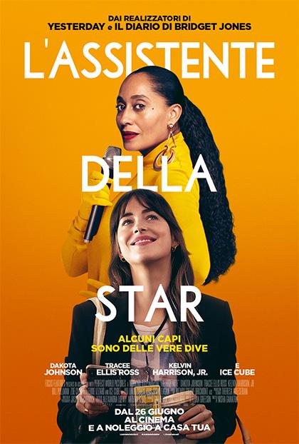 L'assistente della star (2020) Poster