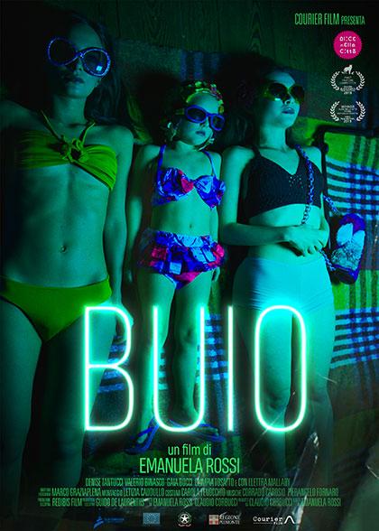 Buio (2019) Poster