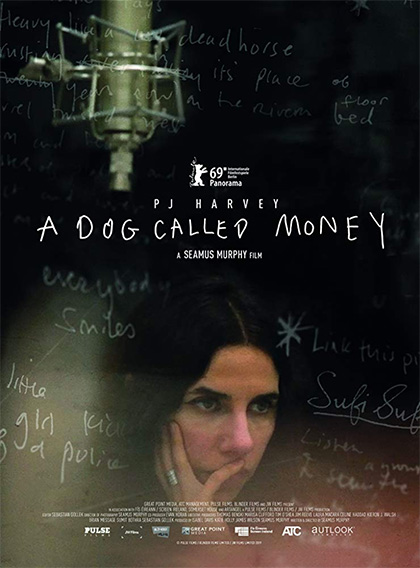 PJ Harvey: A Dog Called Money (2019) Poster