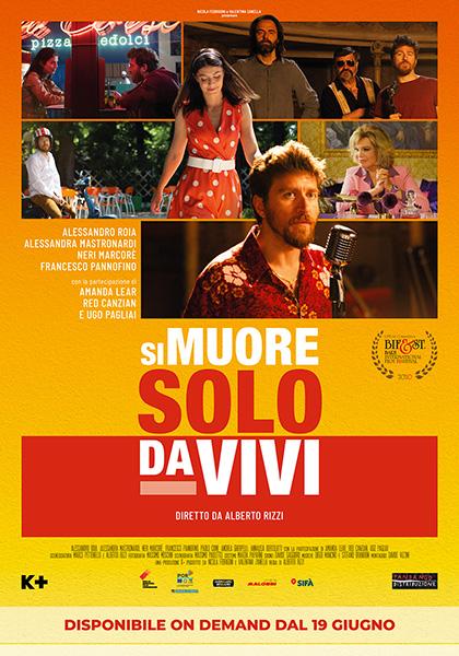 Si muore solo da vivi (2020) Poster