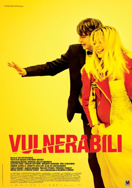 Vulnerabili (2017) Poster