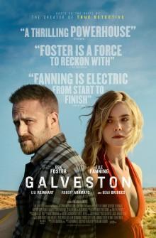 Galveston (2018) Poster