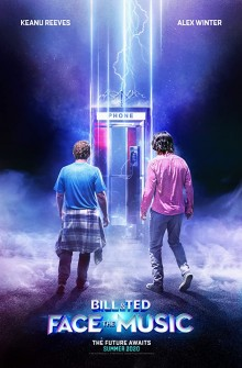 Bill & Ted Face the Music (2020) Poster