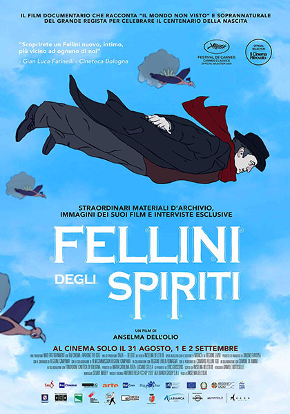 Fellini degli Spiriti (2020) Poster