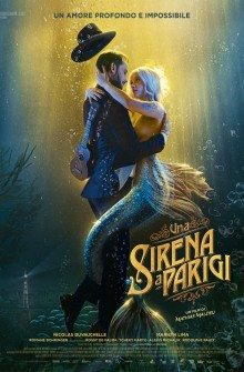 Una sirena a Parigi (2020) Poster