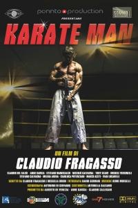 Karate Man (2020) Poster