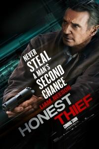 Honest Thief (2020) Poster