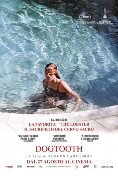 Dogtooth (2009) Poster