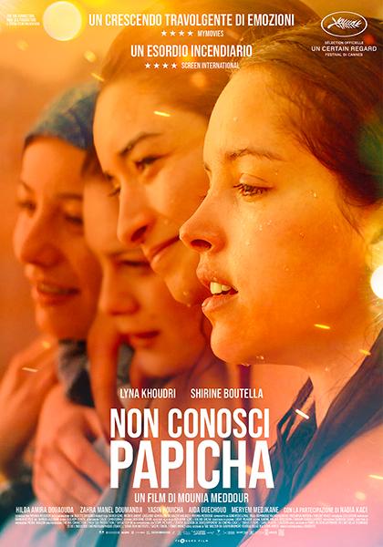 Non conosci Papicha (2019) Poster