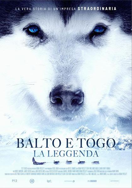 Balto e Togo - La leggenda (2020) Poster
