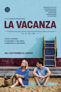 La vacanza (2020) Poster