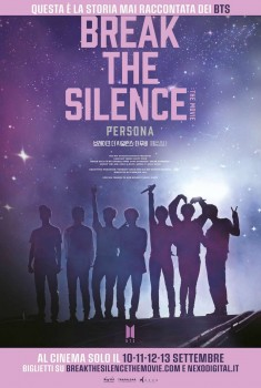 Break the Silence: The Movie (2020) Poster