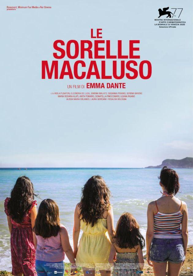 Le sorelle Macaluso (2020) Poster