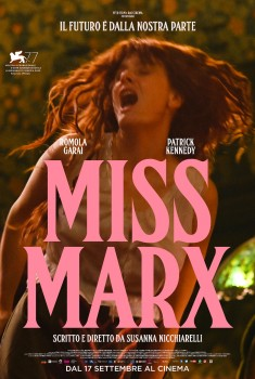 Miss Marx (2020) Poster