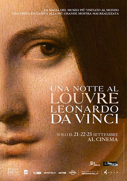 Una notte al Louvre. Leonardo da Vinci (2020) Poster