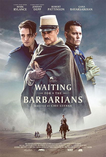 Waiting for the Barbarians (2019) Poster