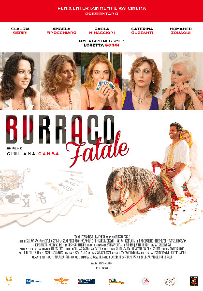 Burraco fatale (2020) Poster
