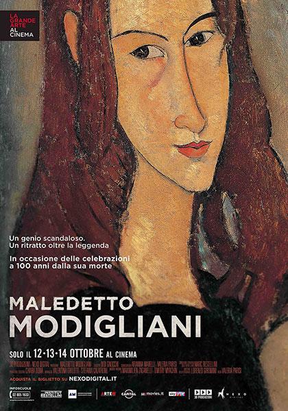 Maledetto Modigliani (2020) Poster