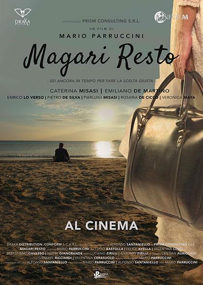 Magari Resto (2020) Poster