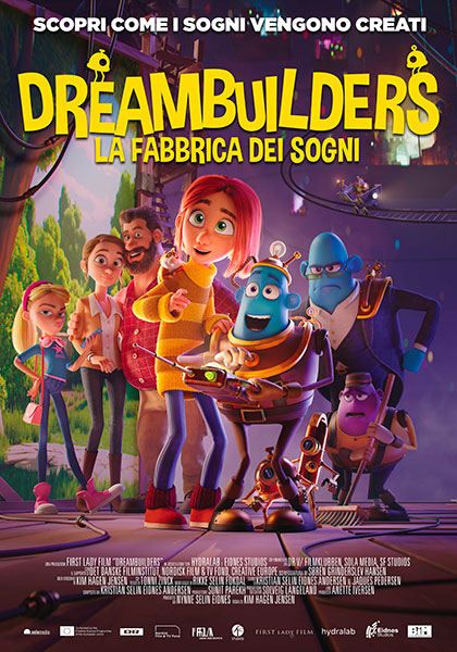 Dreambuilders - La fabbrica dei sogni (2020) Poster