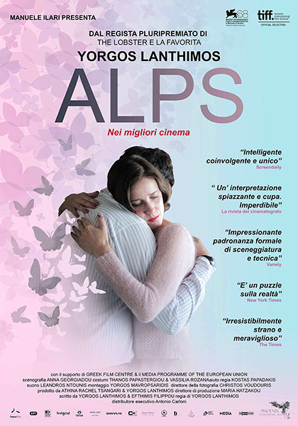 Alps (2011) Poster