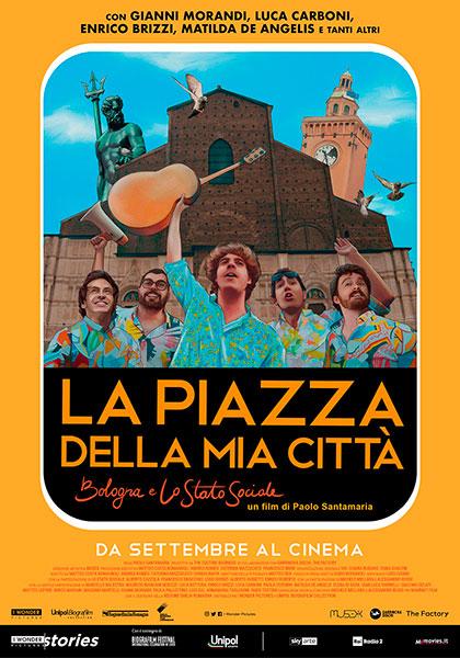 La piazza della mia città - Lo Stato Sociale (2020) Poster