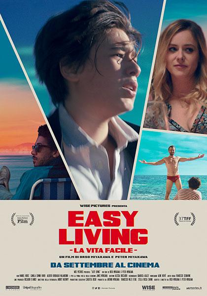 Easy Living - La vita facile (2019) Poster