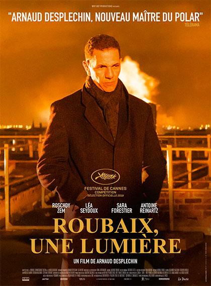 Roubaix, une lumière (2019) Poster
