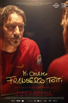 Mi chiamo Francesco Totti (2020) Poster
