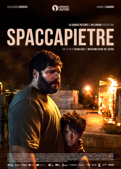 Spaccapietre (2020) Poster