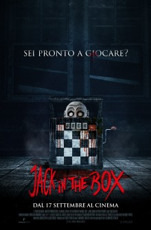 Jack in the Box (2020) Poster