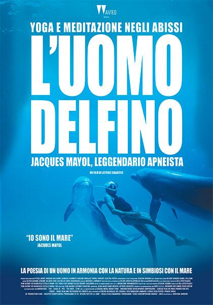 L'uomo delfino (2020) Poster