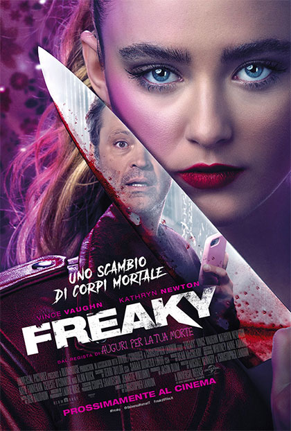 Freaky (2020) Poster