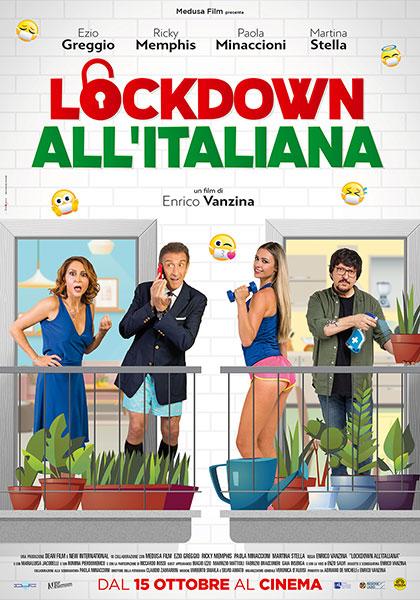 Lockdown all'italiana (2020) Poster