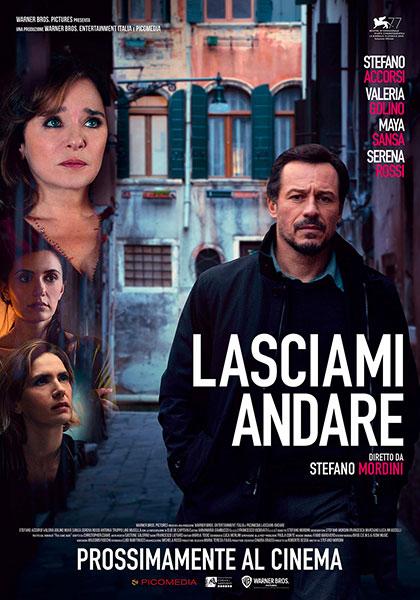 Lasciami andare (2020) Poster