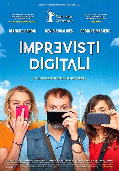 Imprevisti Digitali (2020) Poster