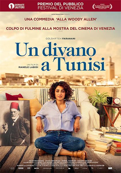 Un divano a Tunisi (2019) Poster