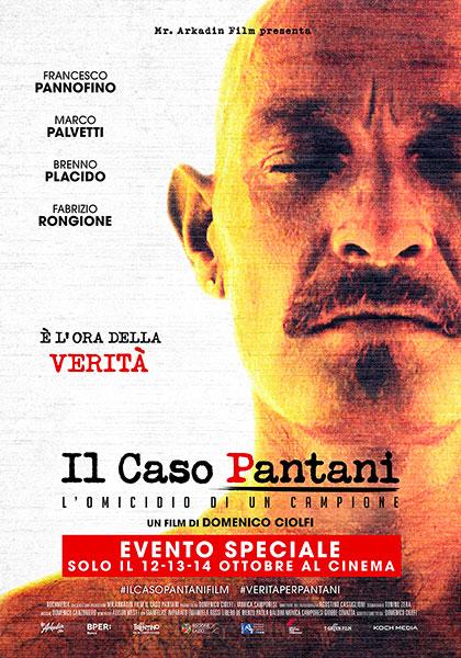 Il caso Pantani (2020) Poster