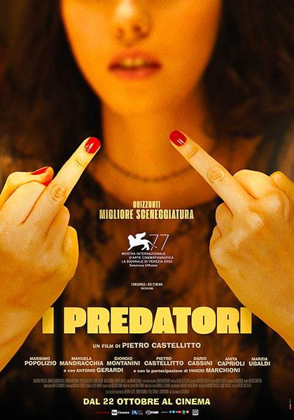 I predatori (2020) Poster
