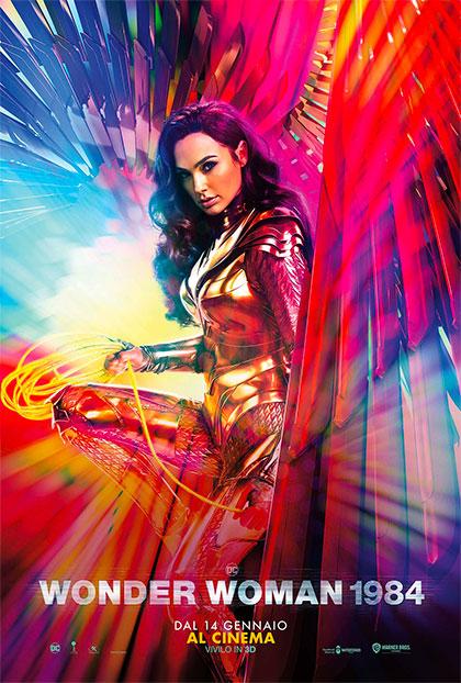 Wonder Woman 2 1984 (2020) Poster