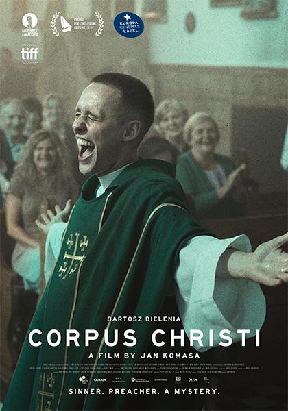 Corpus Christi (2020) Poster