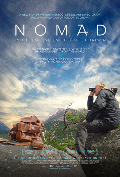 Nomad - In cammino con Bruce Chatwin (2020) Poster